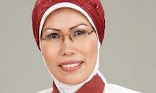 Diplot Ratu Atut JAdi Bupati di Kab Serang Banten