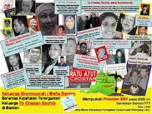 korupsi birokrasi keluarga chasan sochib banten
