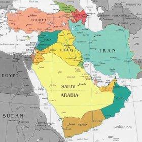 Kosovo la voce del coniglio qualita 39 arabica il qatar for La capitale dell arabia saudita