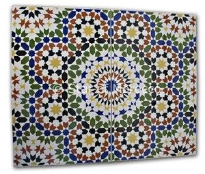 2413 Portuguese Spanish Moorish wall decorative ceramic tiles