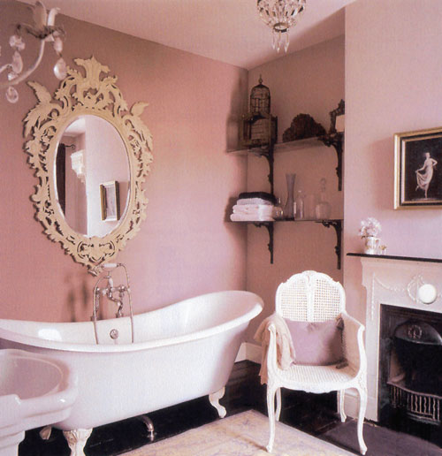 The Decorista-Domestic Bliss: bathrooms