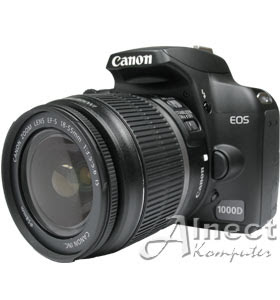 Canon EOS 1000D, Alnect Komputer