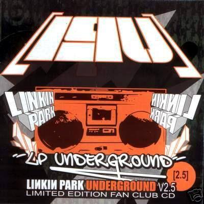 Скачать Underground V2.5 Limited Edition Fan Club CD mp3, прослушать онлайн