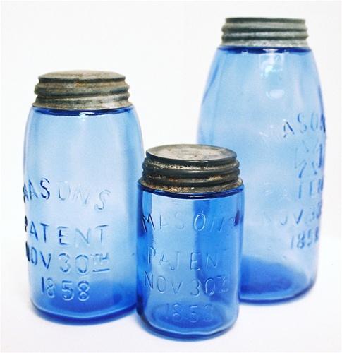 kristina cipolla photography blue mason jars. Black Bedroom Furniture Sets. Home Design Ideas