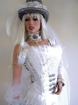 Steampunk Wedding Dresses