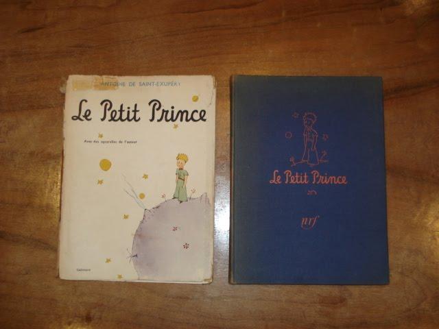 ANTOINE DE SAINT EXUPERY: LE PETIT PRINCE. Gallimard, 1945. Première Edition Française.