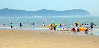 Myeongsasimni beach