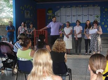 ELEIÇÃO E POSSE DA NOVA APM - 30/06/2010