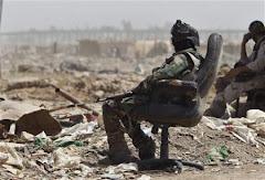 iraqui soldier