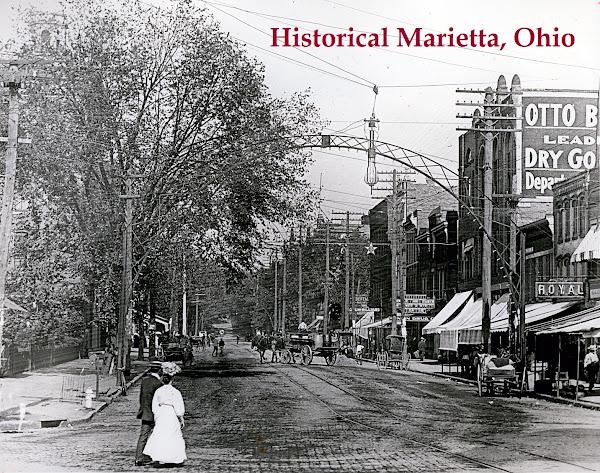 Historical Marietta, Ohio
