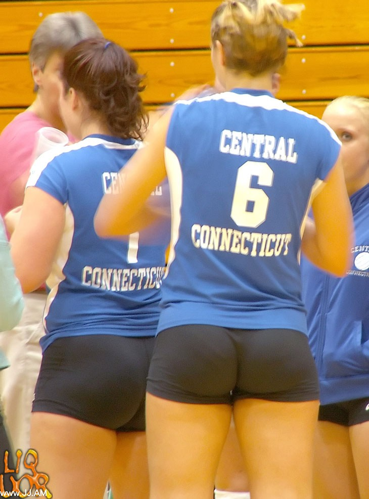 Thread: Would you let your daughter play high school volleyball?
