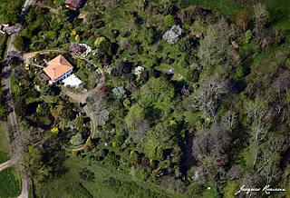 Saint Denis de Pile - Parc Botanique de Picampeau