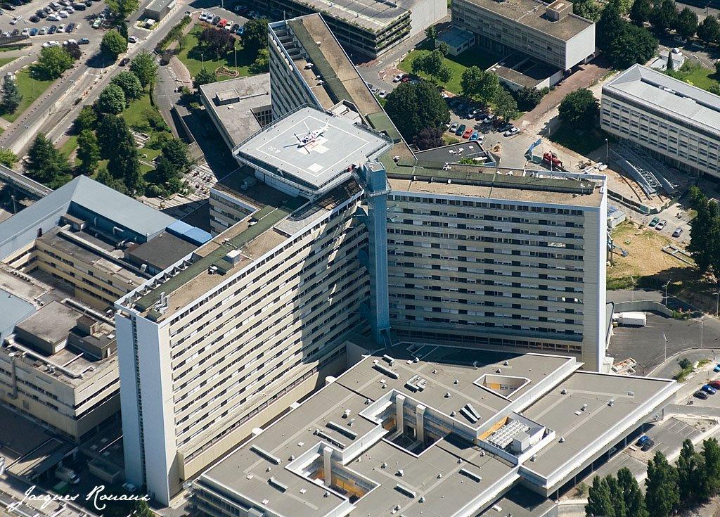 Bordeaux photo a rienne la france vue du ciel 3 for Appartement bordeaux hopital pellegrin