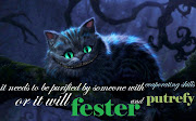 I LOVE the Cheshire cat. he's soooo cute!!!! Posted by Mickey Mo Mo at 5:07 .