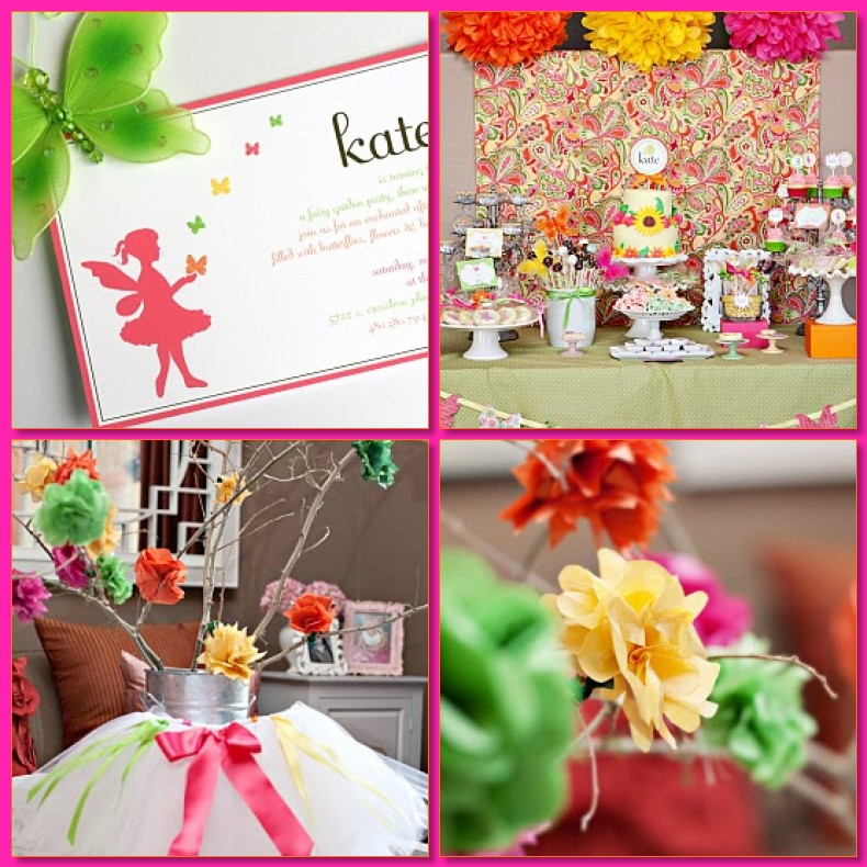 Whimsy Wise Events Wisely Planned Birthdays Fairy