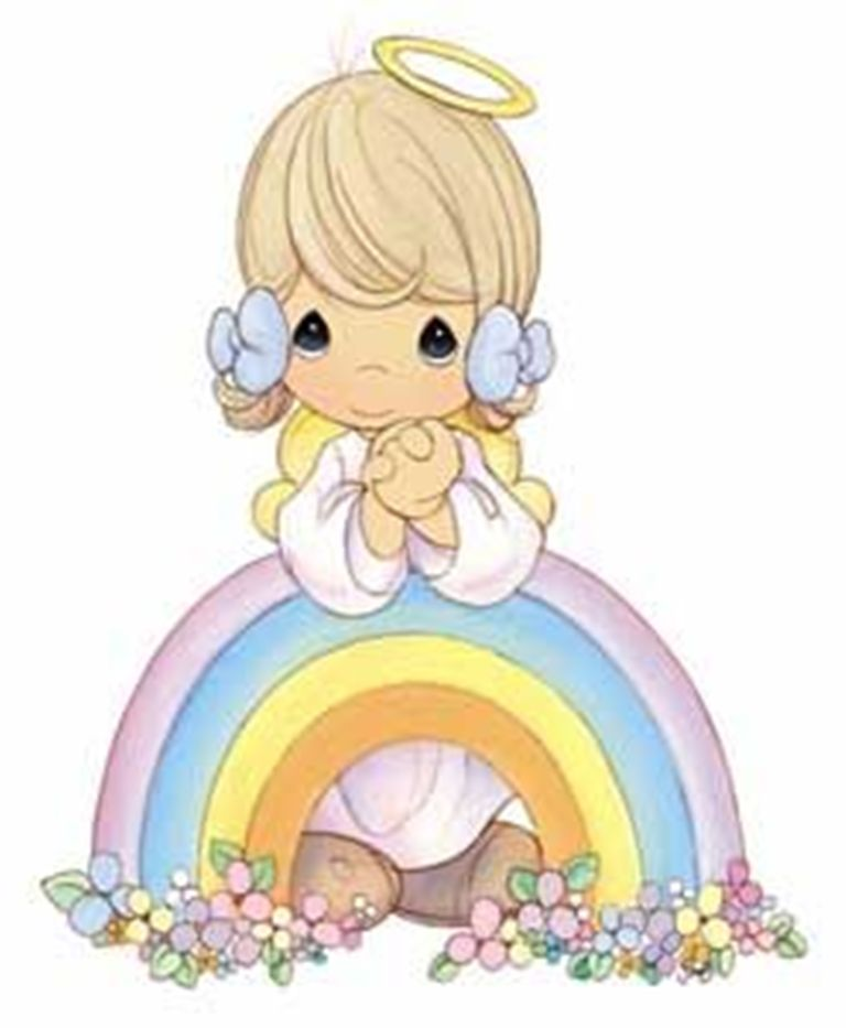 Download image Precious Moments Angel Clip Art Free PC, Android ...