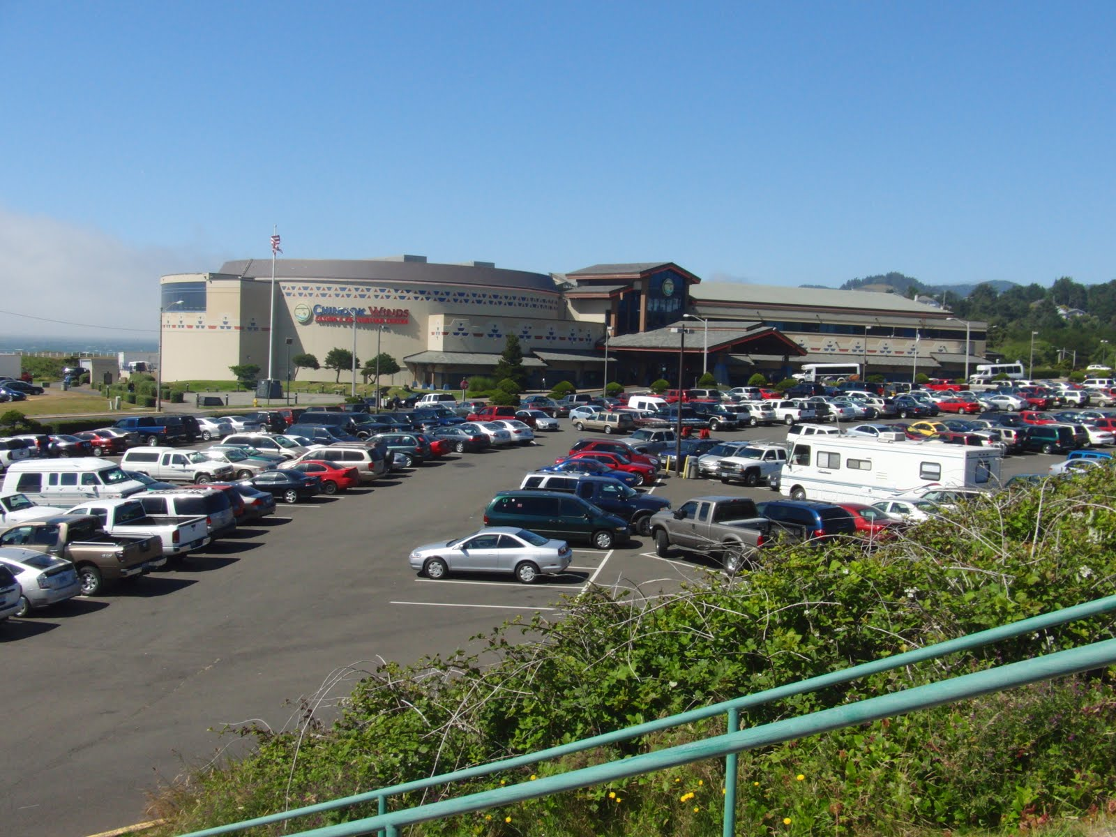 Casino hotel oregon coast