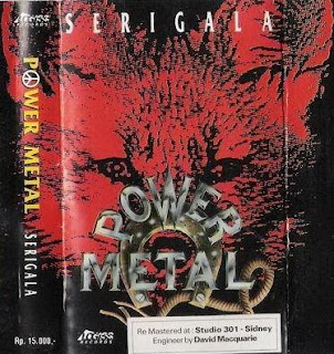 POWER METALSerigala (1995)