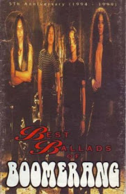 BOOMERANG _ Best Ballads (1999)