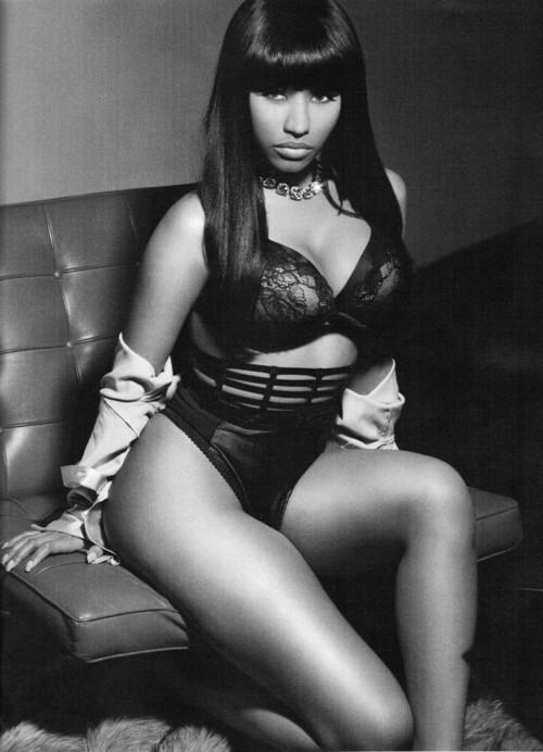 Nicki Minaj King Magazine 2010. Nicki Minaj King Magazine