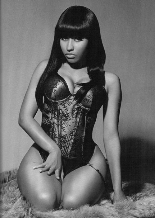 nicki minaj 2011 photoshoot. nicki minaj king photoshoot.