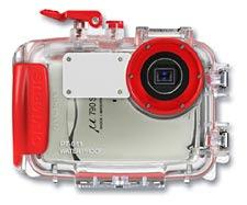Olympus µ 850 sw fotocamera digitale impermeabile ed infrangibile!