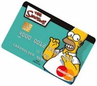 carta di credito prepagata Simpson