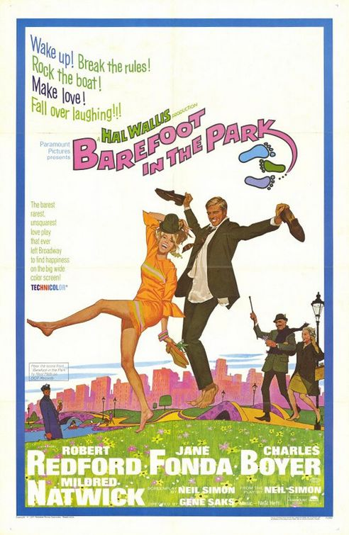barefoot in the park movie - photo #7