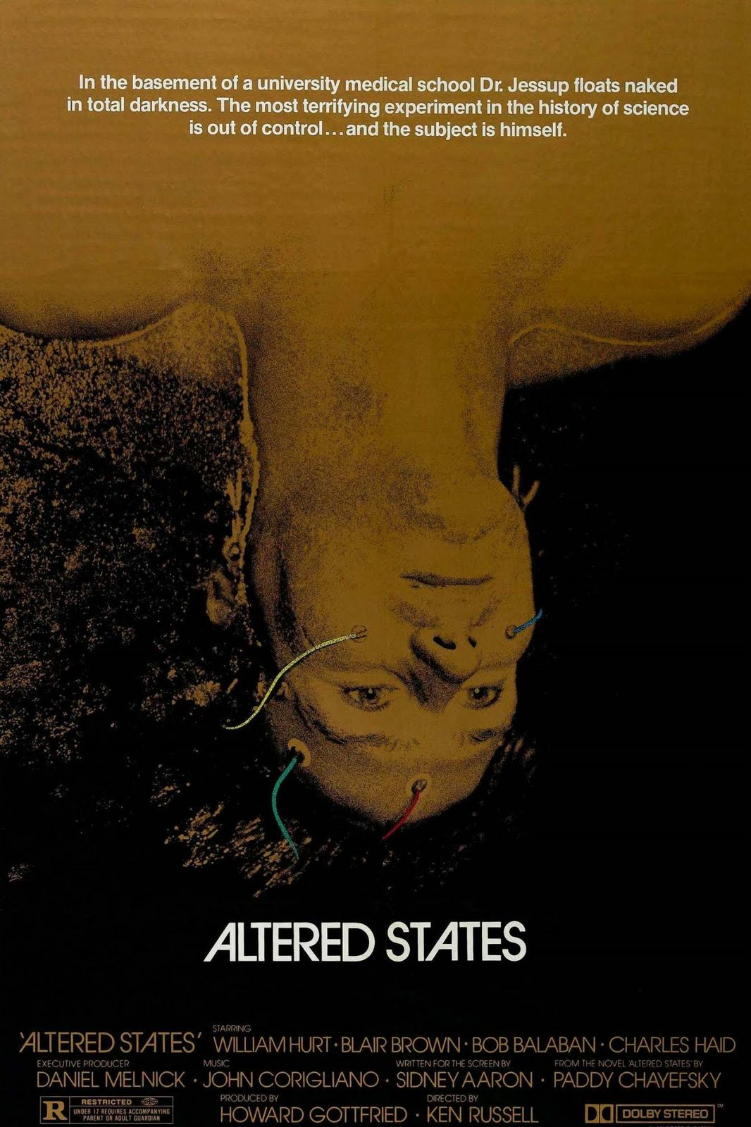Altered States (1980) by Ken Russell