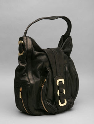 Treesje Maddox Hobo in Black