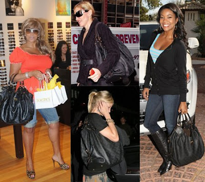 Louis Vuitton Mahina XXL Wendy Williams Madonna Gabrielle Union and Cameron Diaz