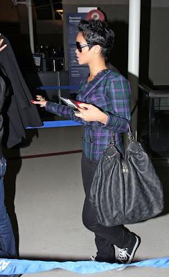 Louis Vuitton Mahina XXL Rihanna