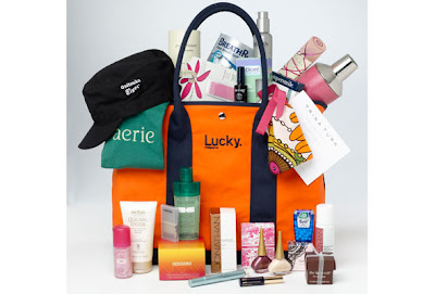 Lucky Magazine's Denim Transformation Challenge - Lucky Goody Bag