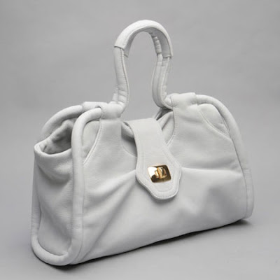 Bulga 'The July Bag' in White on sale