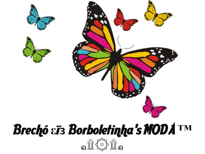 Brecho εïз Borboletinha's MODA ™๑۩۞۩๑