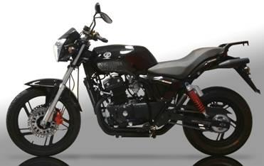 Nueva Zanella RX 350 Naked
