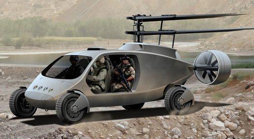 الجيش الامريكى يختار شركتين لبناء هامر طائرة AVX_Aircraft1