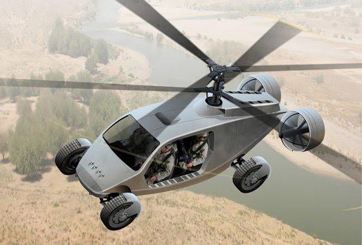 الجيش الامريكى يختار شركتين لبناء هامر طائرة AVX_Aircraft2