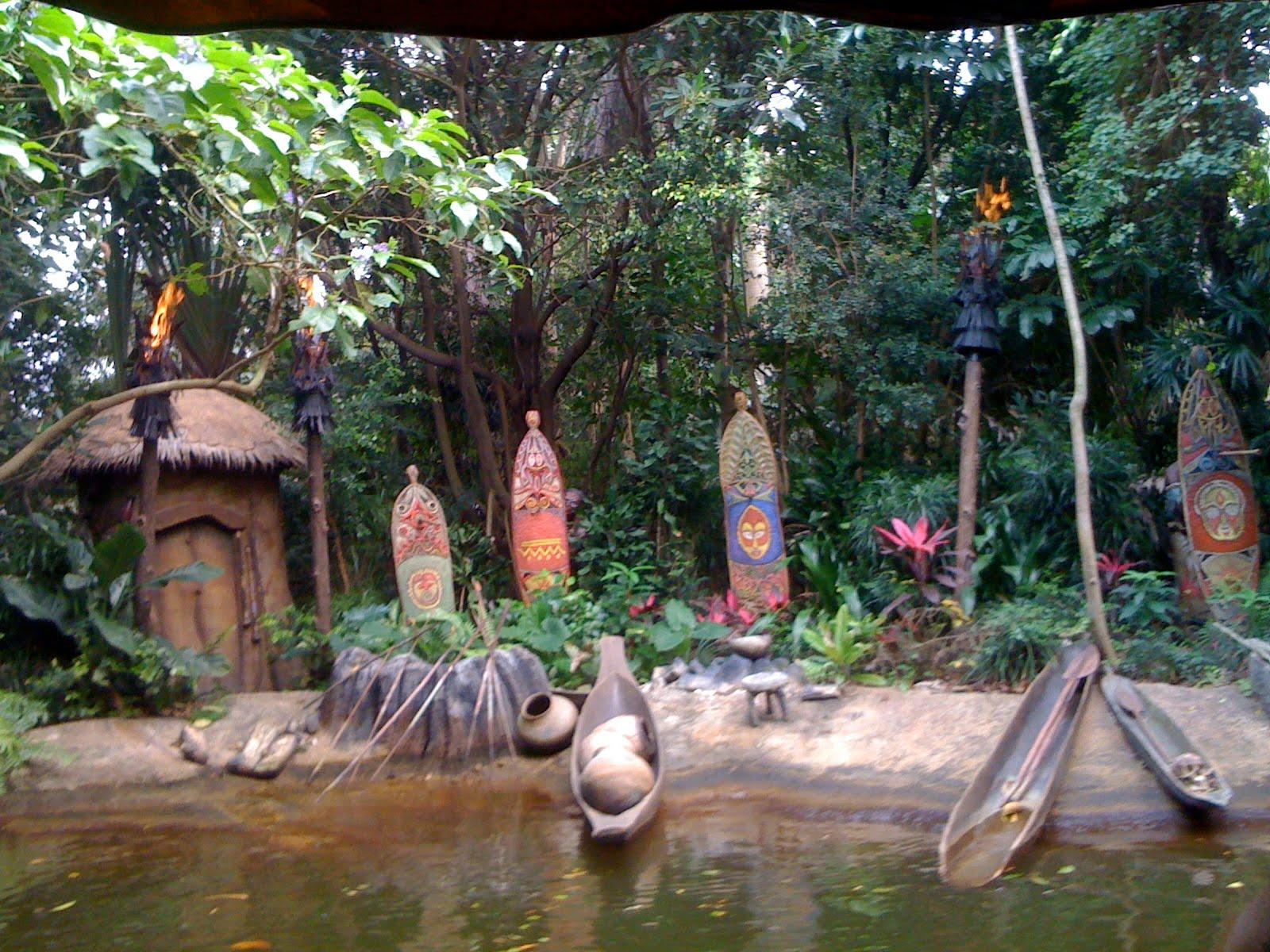 The Golden Mickeys The Jungle Cruise At Hong Kong Disneyland