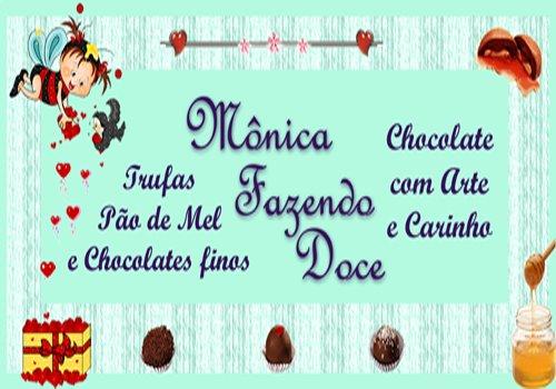 Fazendo Doce Chocolate Artesanal RJ - Chocolate Caseiro RJ - Chocolates Artesanais RJ