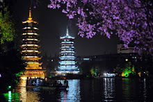 Guilin by night