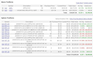 my portfolio on 10 may 2008