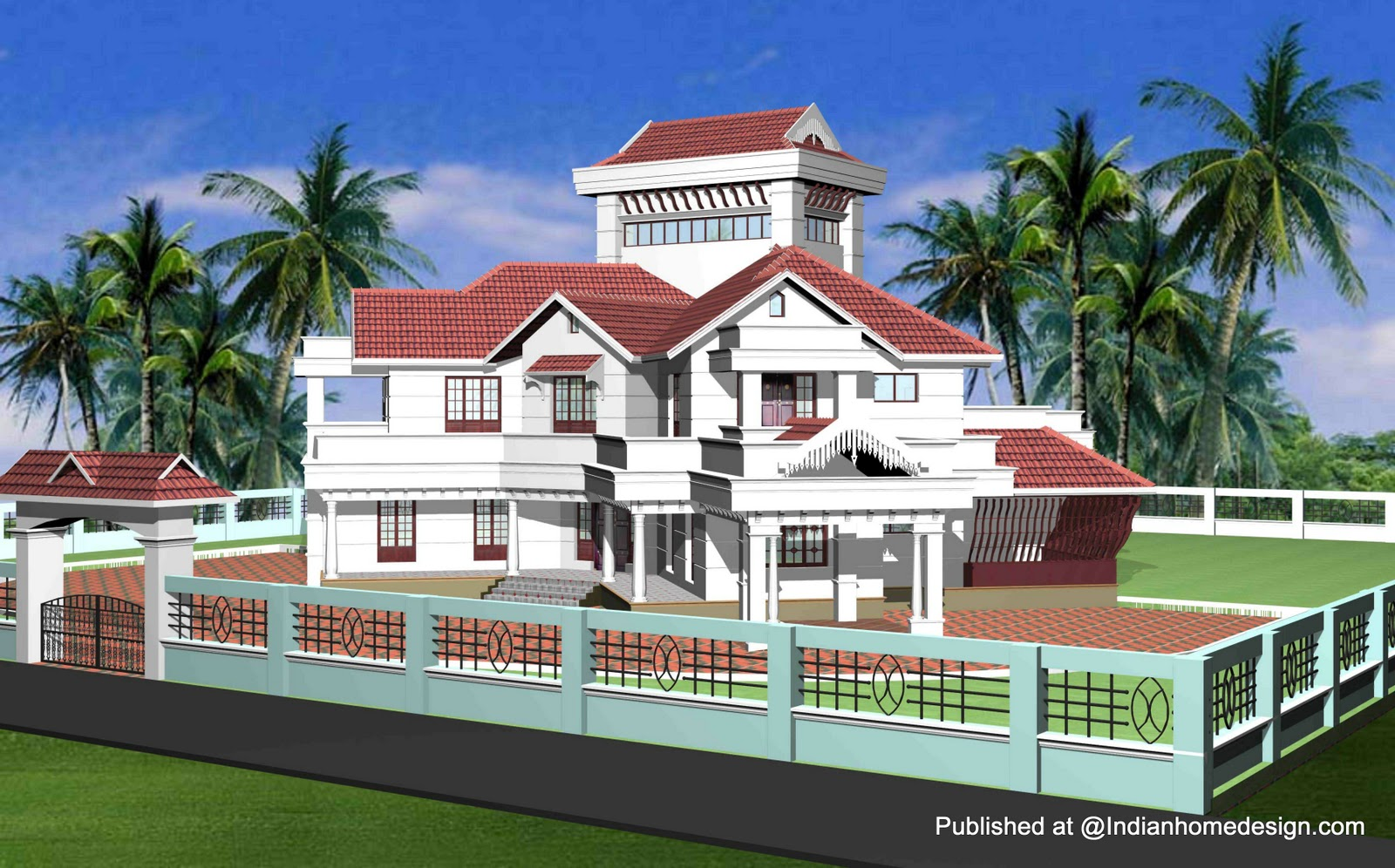 Home Plan  Model Plans  Kerala House Plans Free Free Home Plans In