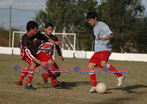 Rivadavia (ch) vs Rivadavia (L)
