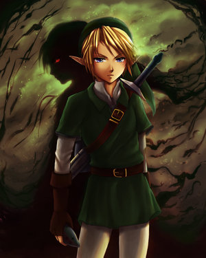 -Razas de Personajes- Link__Shadows_of_the_Past_by_ramy