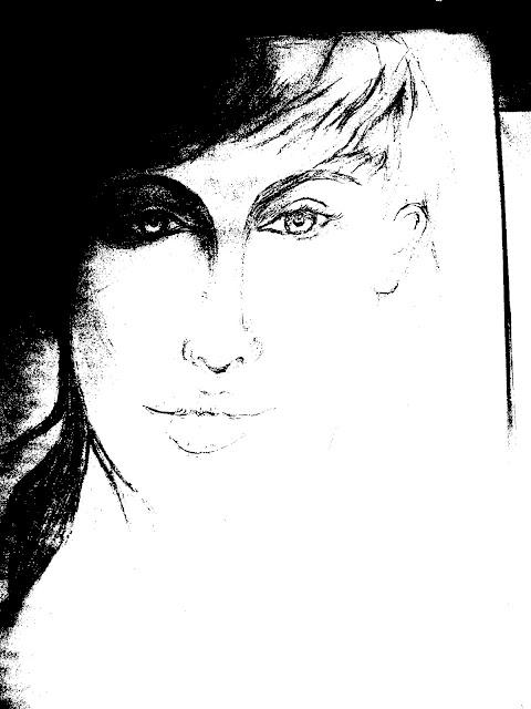 Desenho feitos por Diana