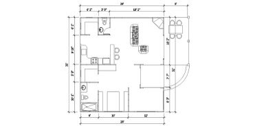 900 Sq Ft House Floor Plans