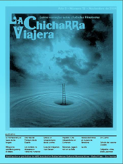 revista La Chicharra Viajera