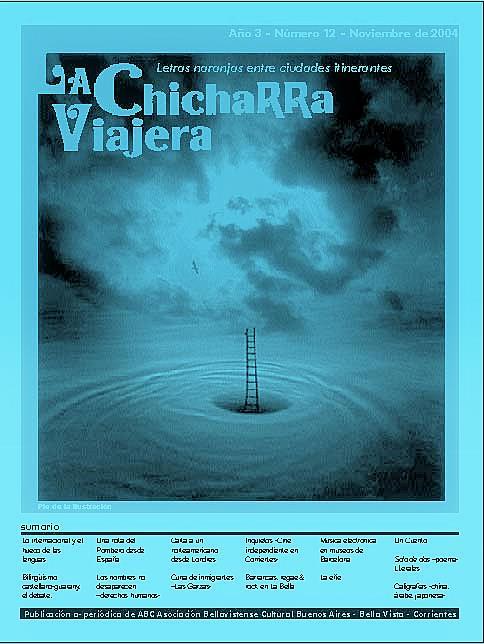 revista La Chicharra Viajera