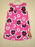 Dress Pyshel Pink Flower